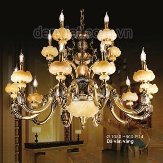 Đèn chùm đồng bống nến tay đèn hình hoa sen BCD6008/15 trang trí phòng khách | Đèn Trang Trí, Đèn Led - Đèn Việt