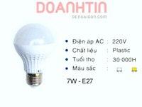 Bóng Nấm LED 7w - E27 ABongNamLED   Đèn Trang Trí, Đèn Led - Đèn Việt