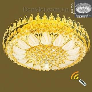 Đèn Chùm LED Treo Phòng Khách Đẹp Nổi Bật | Đèn Trang Trí, Đèn Led - Đèn Việt