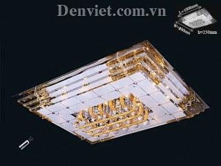 Đèn Chùm LED Trang Trí Nội Thất Phòng Khách Ấn Tượng | Đèn Trang Trí, Đèn Led - Đèn Việt