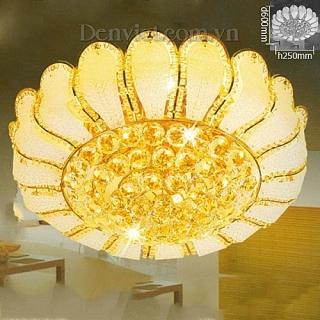Đèn Chùm LED Đẹp Treo Phòng Khách Giá Rẻ | Đèn Trang Trí, Đèn Led - Đèn Việt
