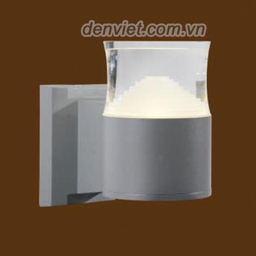 Đèn vách HAK1180/1 xám