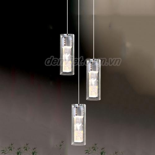 Đèn thả pha lê HFL01/3