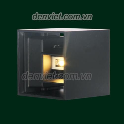 Đèn vách HVL4499/2 đen