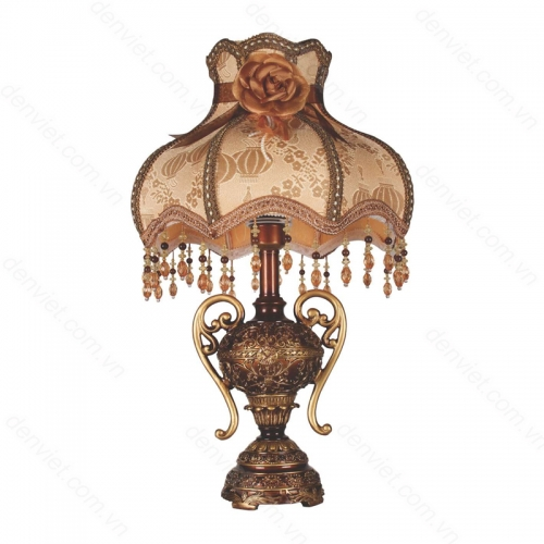 Đèn ngủ để bàn sang trọng trang trí phòng ngủ
