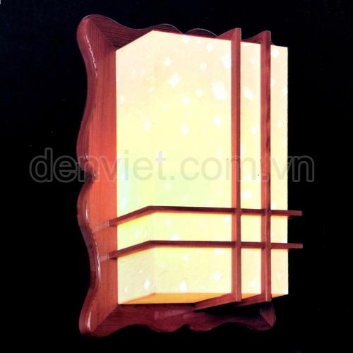 Đèn tường gỗ DPN84012 sang trọng trang trí phòng khách