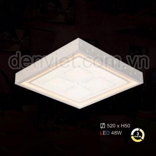 Đèn áp trần LED hiện đại 3 chế độ HMLV1