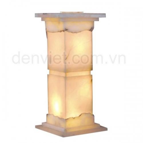 Đèn trụ đá trang trí góc sofa ADD631