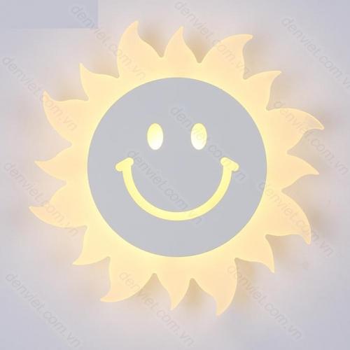 Đèn tường LED hình ông mặt trời đang cười MTVL2101