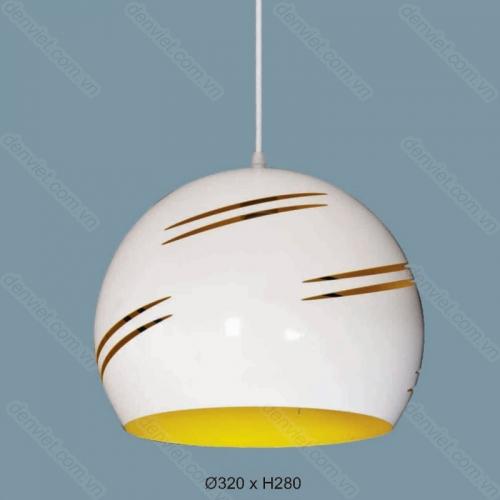 Đèn thả hiện đại thiết kế đơn giản trang trí bàn ăn