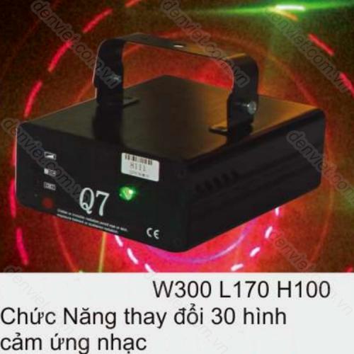Đèn Laser đổi 30 hình cao cấp