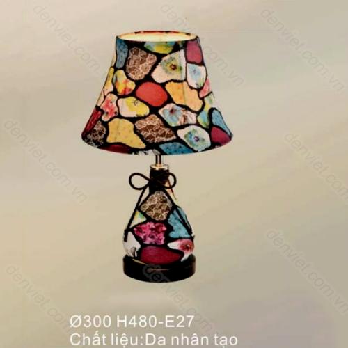 Đèn ngủ để bàn cao cấp trang trí phòng ngủ sang trọng