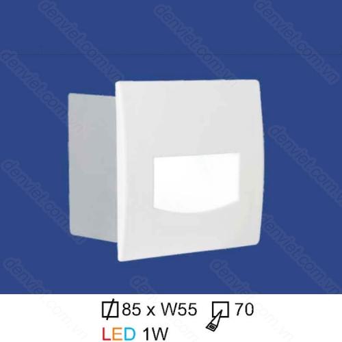 Đèn âm cầu thang HACT02T