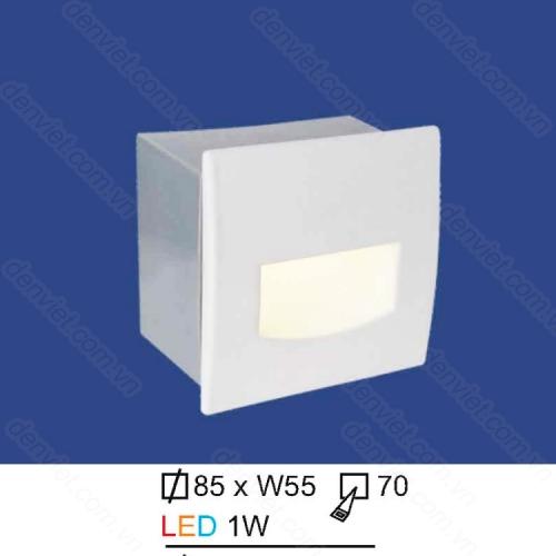 Đèn âm bậc thang HACT02V