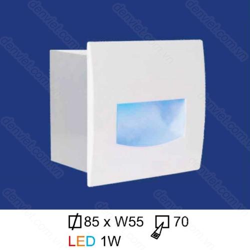 Đèn âm bậc thang HACT02XD
