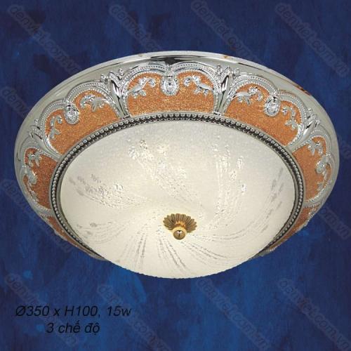 Đèn mâm áp trần cổ điển VNM906