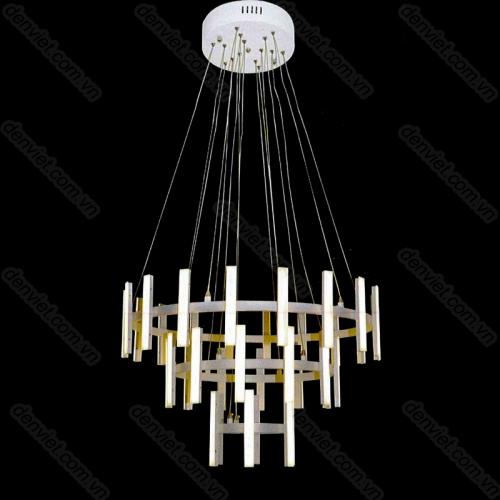 Đèn thả trần kiểu ý cao cấp trang trí phòng khách hiện đại