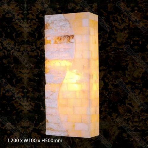 Đèn tường đá cao cấp AVD621