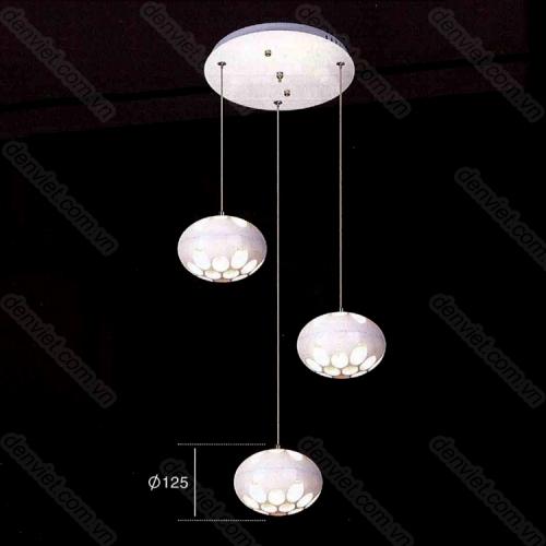 Đèn thả LED trang trí bàn ăn hiện đại AT6121/3