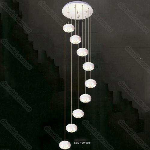 Đèn thả LED cao cấp trang trí nội thất sang trọng
