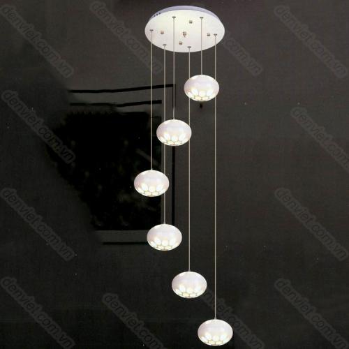 Đèn thả LED cao cấp AT6122/6 trang trí nội thất cao cấp