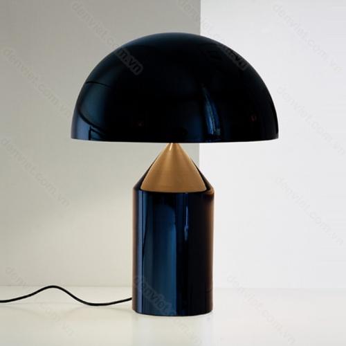 Đèn bàn thiết kế hình cây nấm độc đáo trang trí phòng làm việc