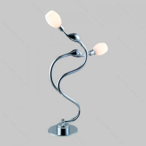 Đèn để bàn hiện đại thiết kế hình thiên nga
