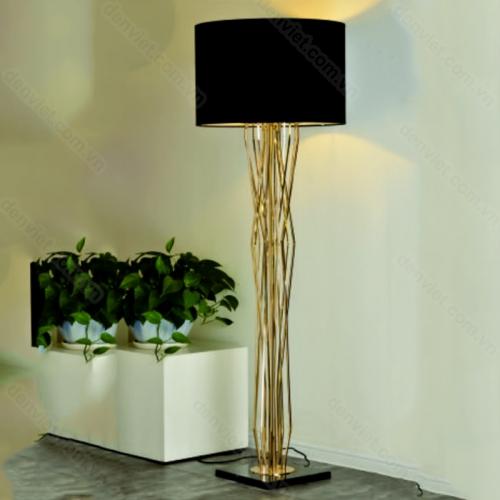 Đèn sàn hiện đại cao cấp trang trí phòng khách