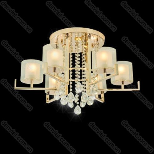 Đèn chùm kiểu ý cao cấp trang trí nội thất cực đẹp