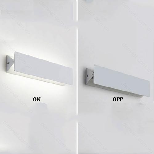 Đèn tường LED hiện đại có thể điều chỉnh góc sáng cực đẹp