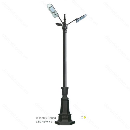 Đèn trụ sân vườn LED cao cấp ATRU080