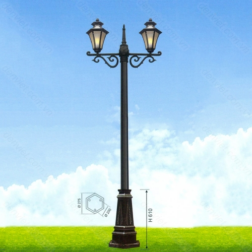 Đèn trụ sân vườn ATRU054