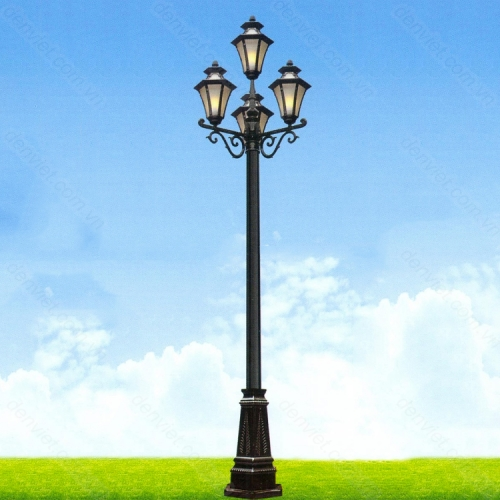 Đèn trụ sân vườn cao cấp ATRU056
