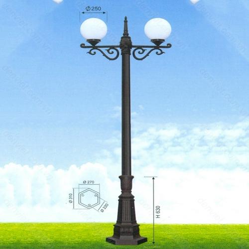 Đèn trụ sân vườn cao cấp ATRU058