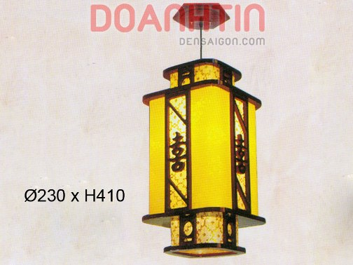 Đèn Thả Da Dê ATG534-1