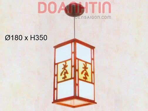 Đèn Thả Da Dê ATG502/1