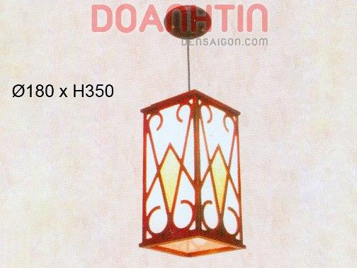 Đèn Thả Da Dê ATG503/1