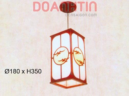 Đèn Thả Da Dê ATG504/1