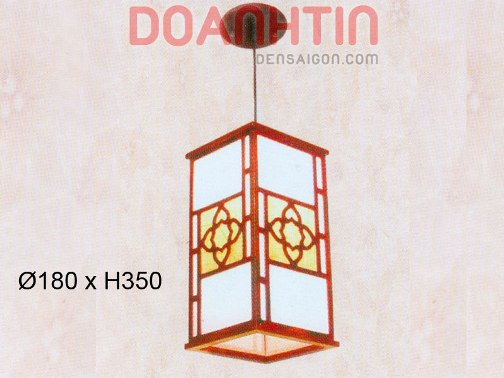 Đèn Thả Da Dê ATG506/1