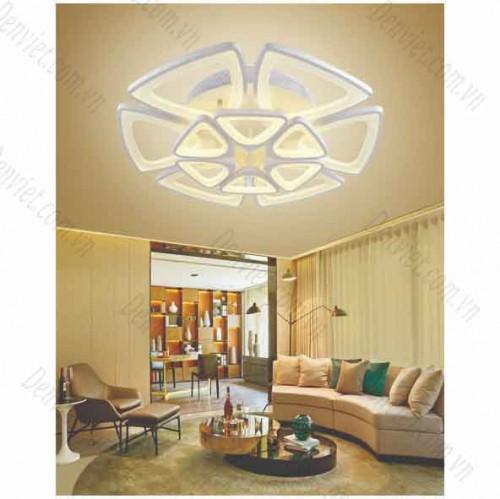 Đèn áp trần LED nghệ thuật giá rẻ MT1053/6+6