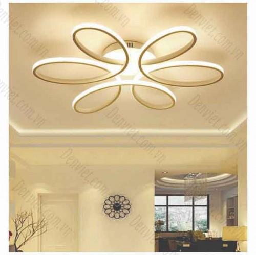 Đèn áp trần LED nghệ thuật hình bông hoa YMT1088/6