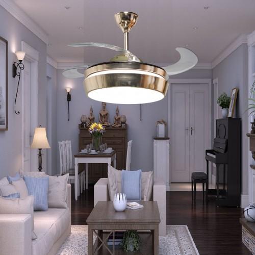 Đèn quạt trần cao cấp DQ5002
