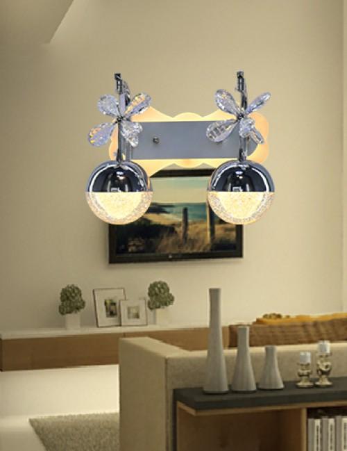 Đèn tường hiện đại trang trí phòng khách phòng ngủ V9657/2